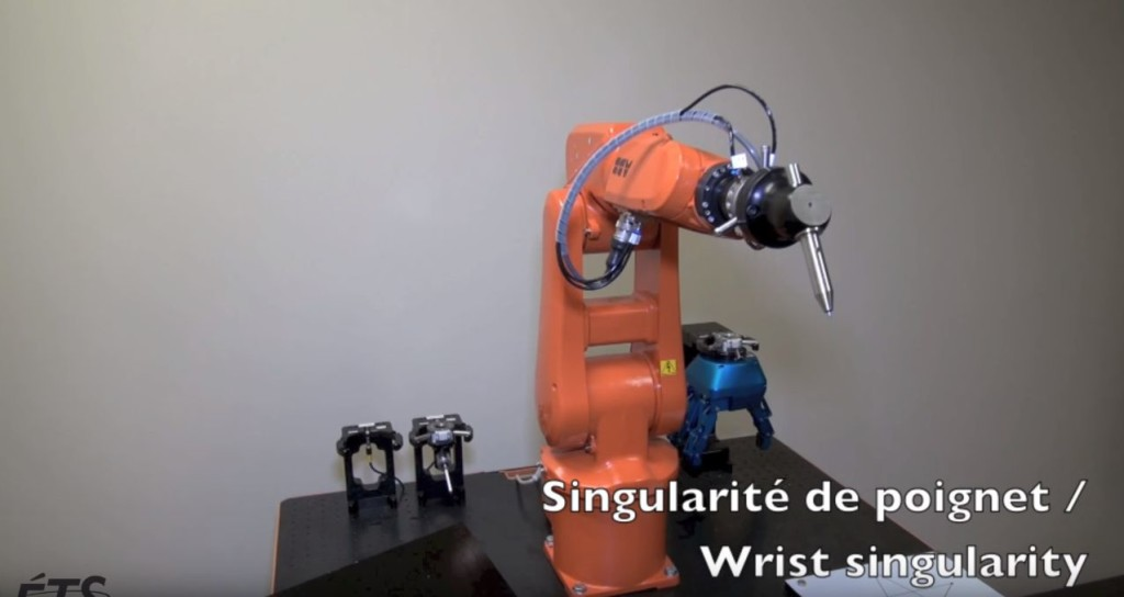 3 types of robot singularities and how to avoid them | Robohub
