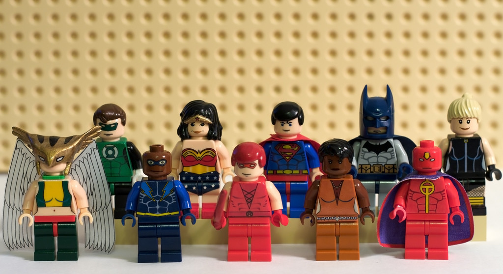 Source: Justice League Minifigs/Flickr