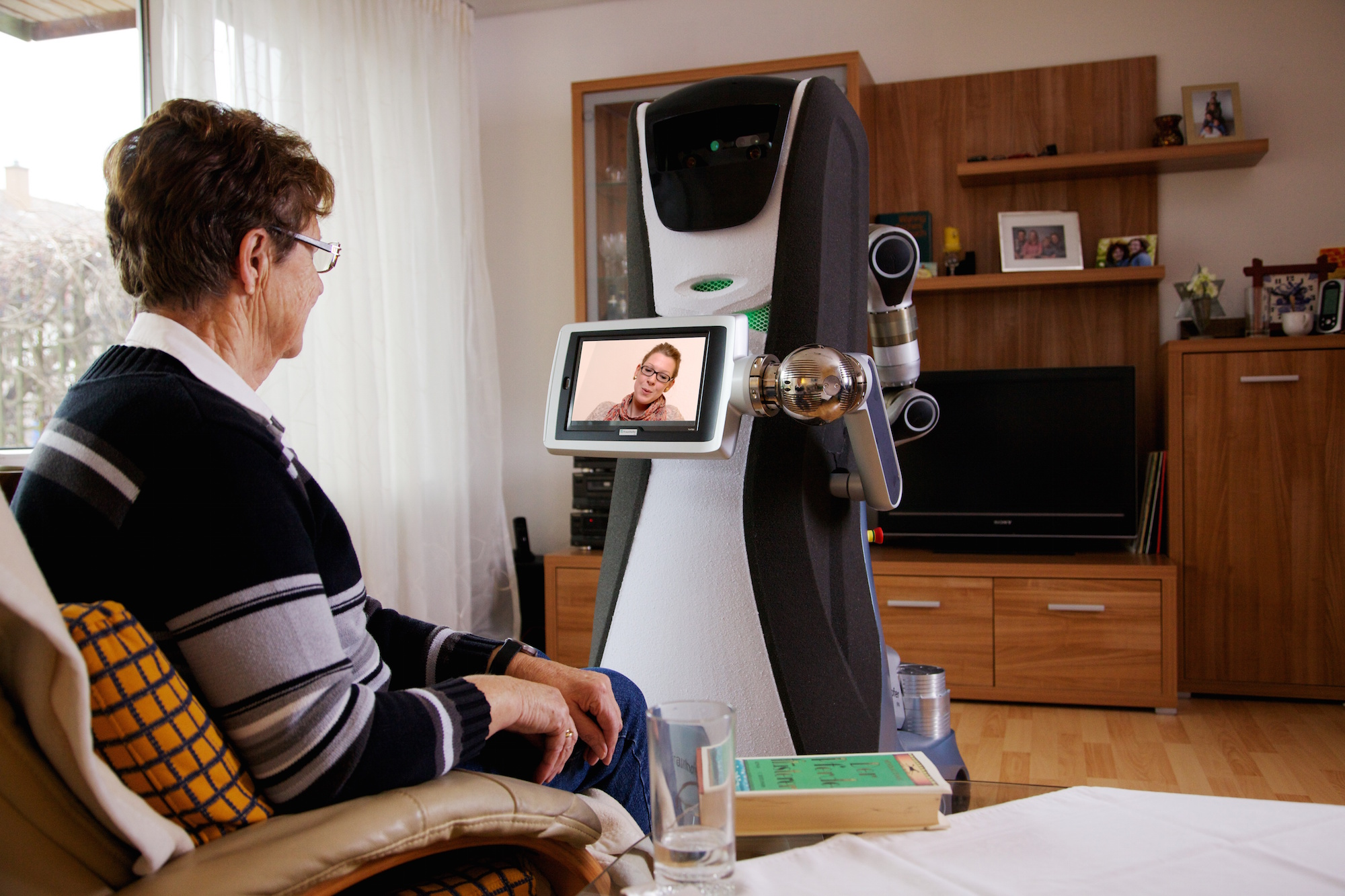 health care robotics Over 1000 events during the european robotics week 2018 are paving the way of the next generation r(obot.