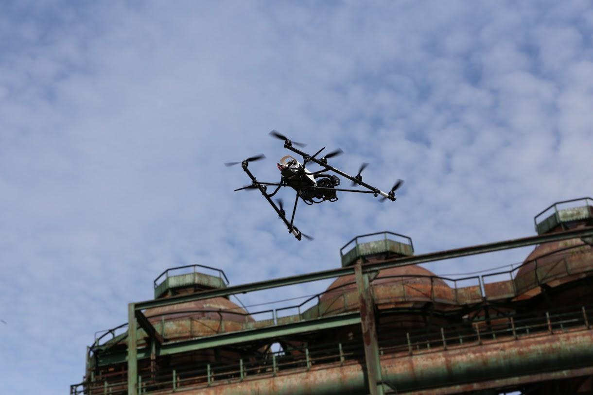 UAV-euRathlon