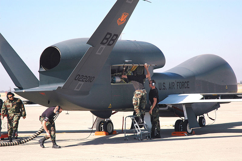 Do drones need people or do people need drones? U.S. Air Force