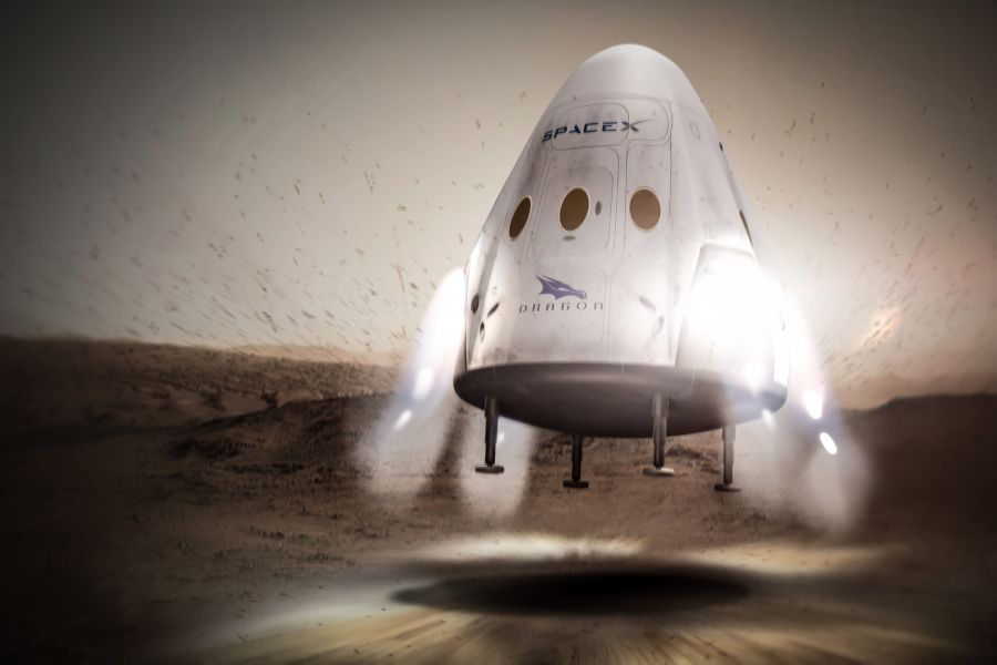 Is this something to look forward to in 2018? Source: SpaceX