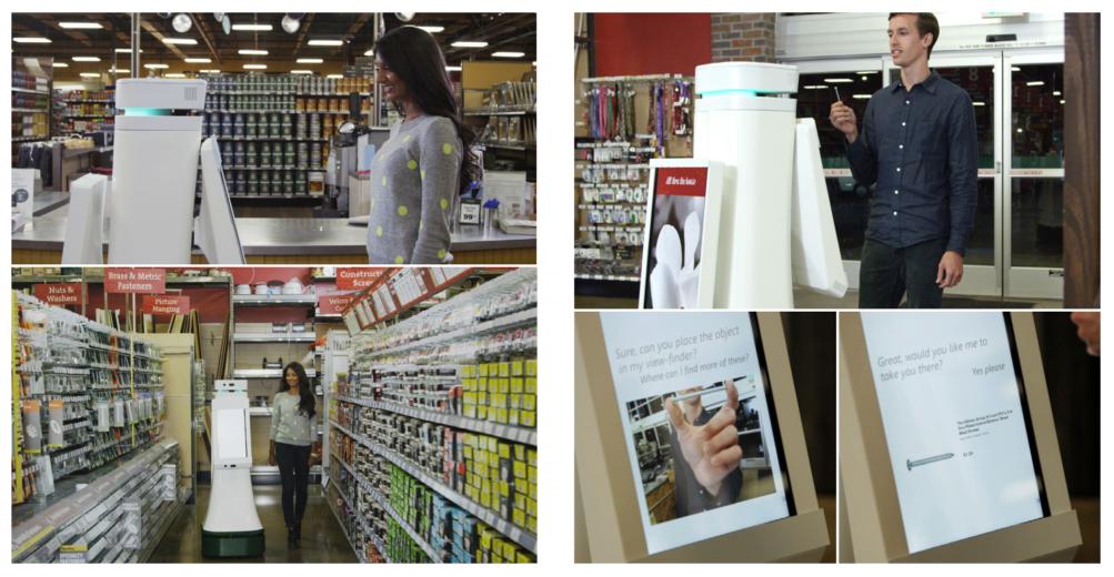 Fellow Robots首席执行官Marco Mascorro:将机器人带到零售行业  你必须看这些