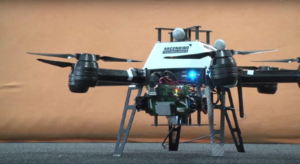 Best Home Surveillance System >> Autonomous exploration planning using aerial robots | Robohub