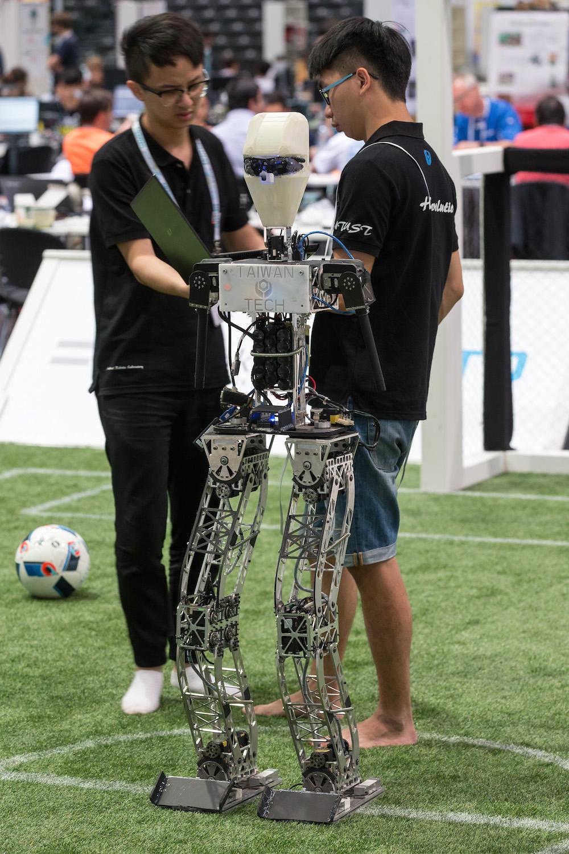 RoboCup 2016, Credit: Tom Schulze