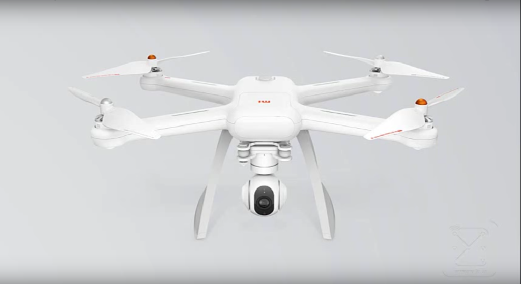Source: Youtube/Mi Drone By Xiaomi Inc