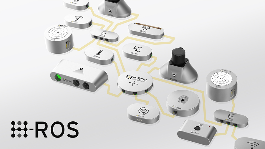 Introducing H Ros The Hardware Robot Operating System