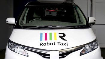 Credit: Robot Taxi