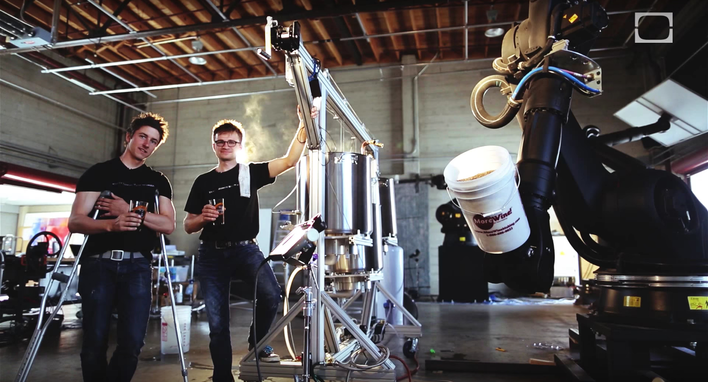 "Credit: ""Brewing Beer with Robots"" Brew Age/YouTube"
