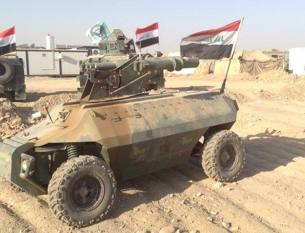 iraq-ugv