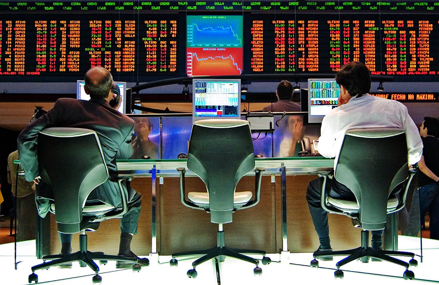Algorithmic trading is now commonplace