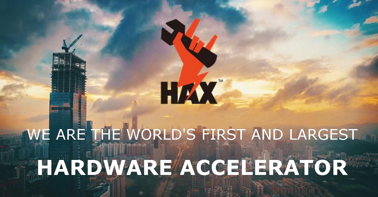 HAX-accelerator-robotics-robot-startup