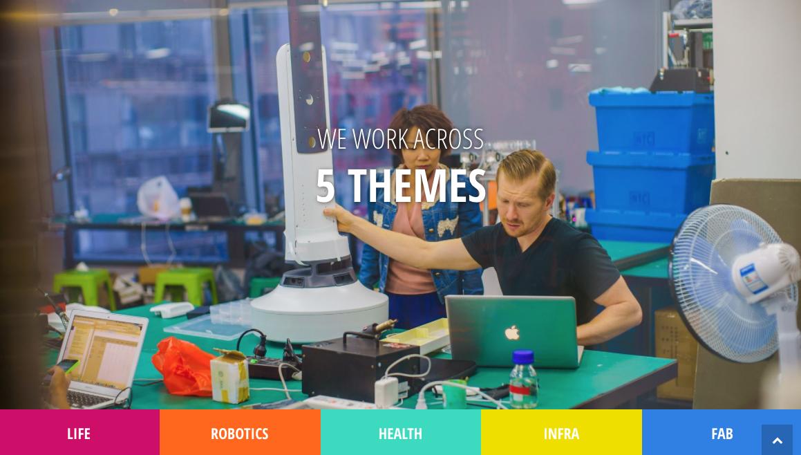 HAX-robotics-theme-startup