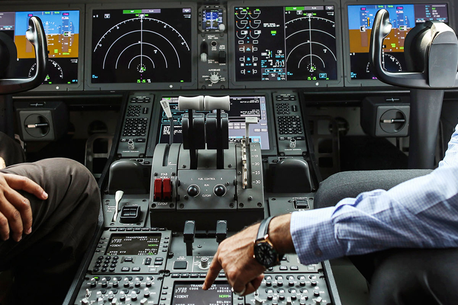 Safety critical systems such as aircraft autopilots do not learn