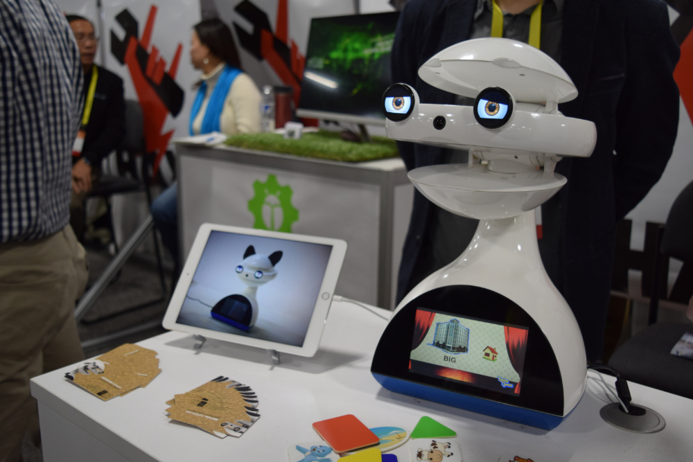 learning-robot-startup-ces2017