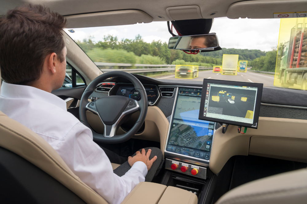 Bosch And Nvidia Partner To Develop Ai For Self Driving
