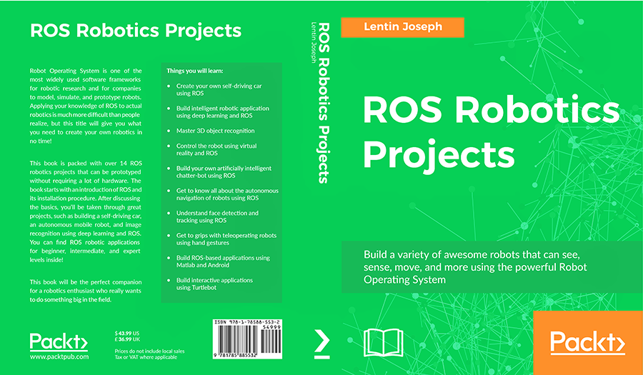 ROS robotics projects | Robohub
