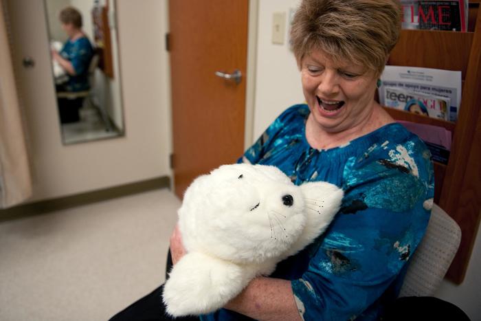 robots pick up the challenge of home care needs robohub