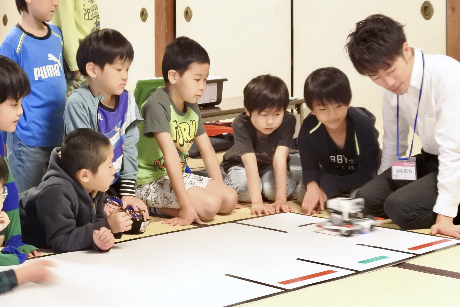 Robotics Classes In Temples Tradition And Innovation In Japan Robohub