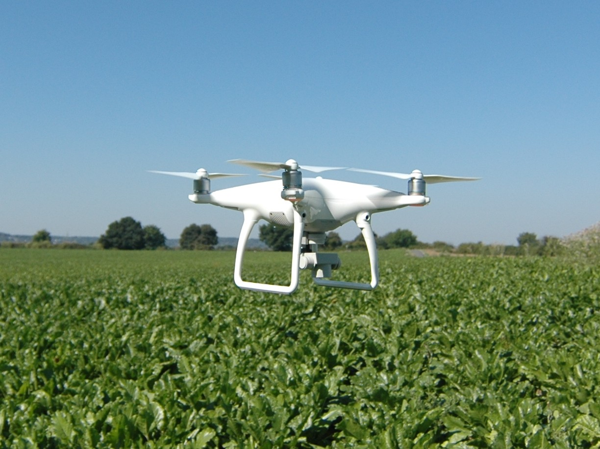 UAV-based crop and weed classification for future farming | Robohub