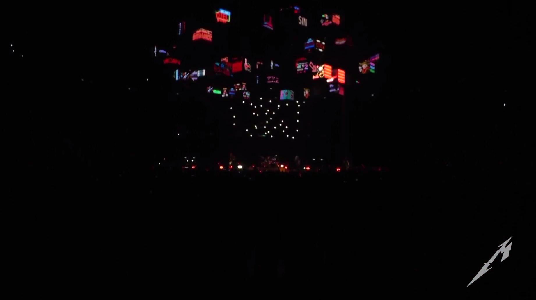 metallica royal arena live