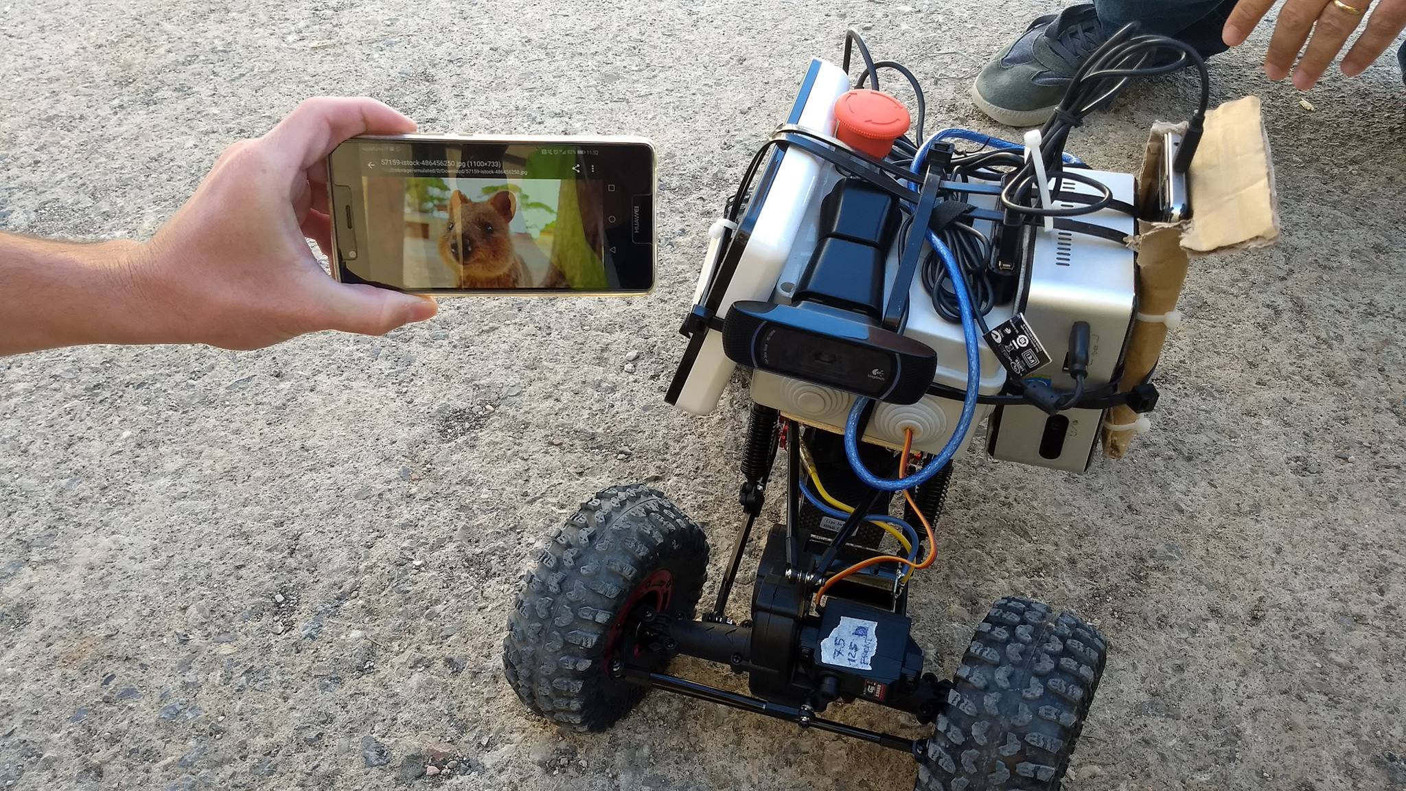 Researches intelligent robotics amp mechatronic system laboratory -  And