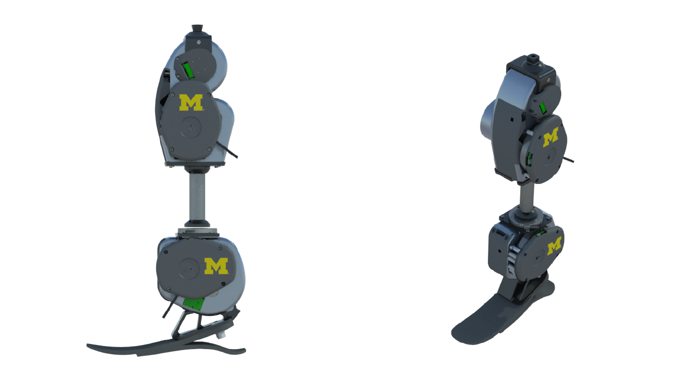 Open Source Prosthetic Leg | Robohub
