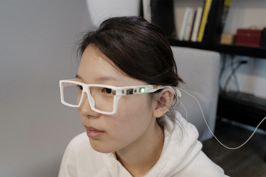MorphSensor glasses