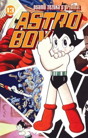 Astro Boy comic