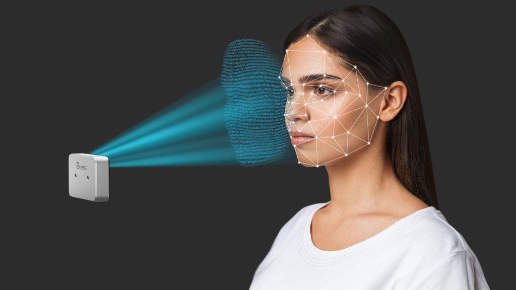 Intel RealSense Facial Scanning