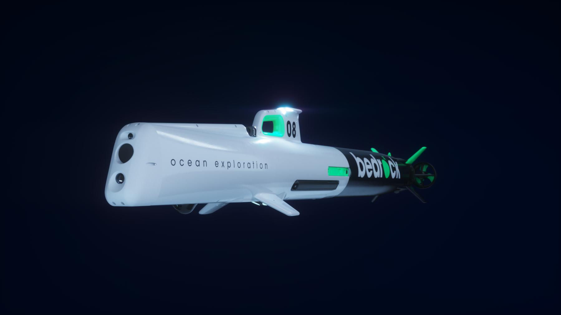 Bedrock Ocean AUV