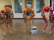Cassie, a Bipedal Robot for Research and Development