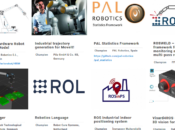 First results of the ROSIN project: Robotics Open-Source Software for Industry