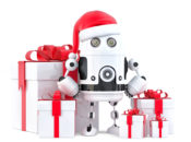 Call for robot holiday videos 2018