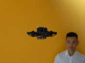 The world's smallest autonomous racing drone
