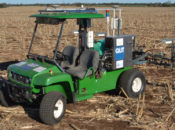 Zero Tillage Robotics