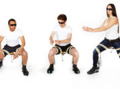 Noonee: The chairless Chair