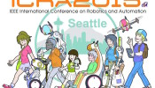 Live stream #ICRA15 – Plenary video and tweets from Seattle