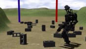DARPA's legacy: Open source simulation for robotics development and testing