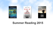 Summer robot reading: Fact, fiction and debatable