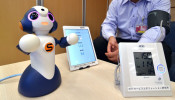 Japanese telcos vie for share in consumer robot-as-a-service business