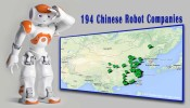 194 Chinese robot companies