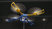 Fotokite Phi GoPro-carrying quadcopter: Friendly, compact, light and affordable