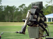 Robot golfer hits hole-in-one