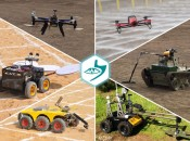 Mobile robots fight against deadly legacies of war