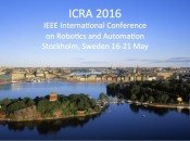 Live coverage of #ICRA16