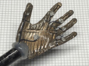 Using soft robots for artificial muscles