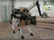 Boston Dynamics made a new robot: SpotMini