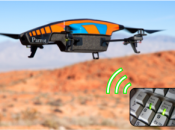 Up and flying with the AR.Drone and ROS: Getting started