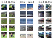 Generating predictive videos using deep-learning